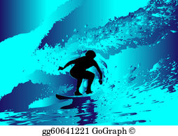 1950 surf clipart picture free download Surfing Clip Art - Royalty Free - GoGraph picture free download