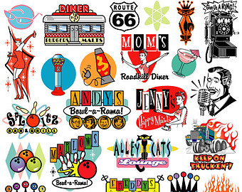 1950s style clipart jpg stock 1950s Clipart & Look At Clip Art Images - ClipartLook jpg stock