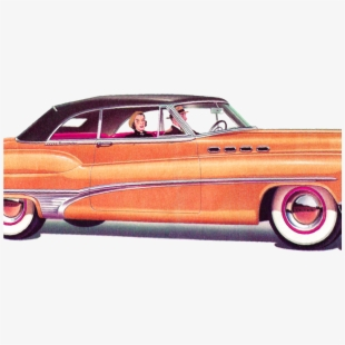 1950s cars clipart svg library download Classic Car Clipart 1950s Car - Meals On Wheels #1296718 - Free ... svg library download
