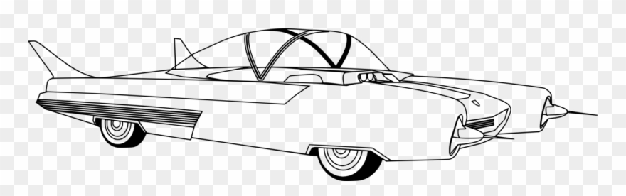 1950s cars clipart clipart library library Car Door Ford Motor Company 1950s Concept Car - 1950 Car Png Clipart ... clipart library library