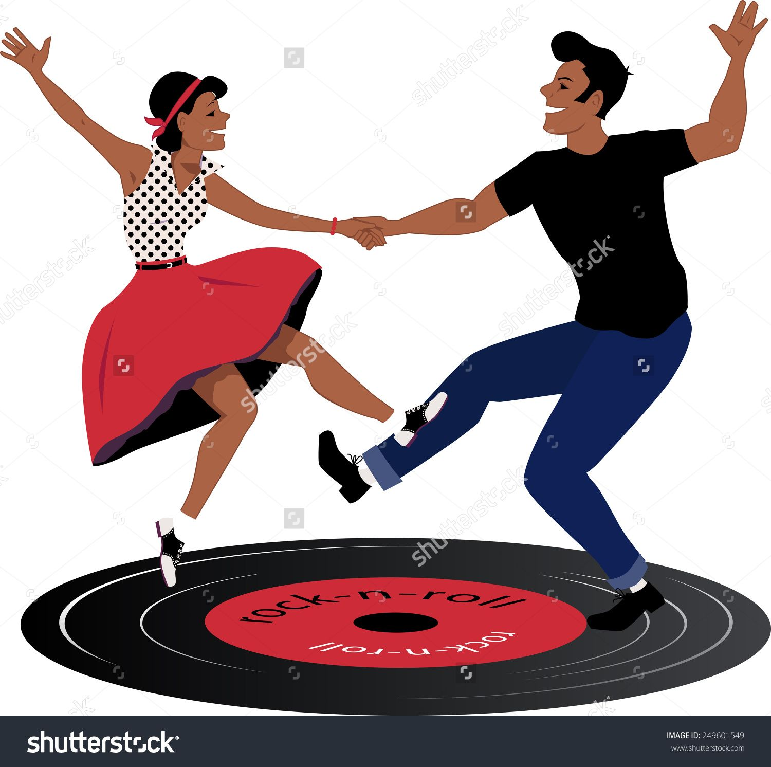 1950-s couple clipart free download 1950s Dancing Couple | GP RETRO 50\'s | Rockabilly couple, Rock, roll ... free download