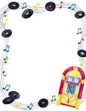 50-s borders clipart jpg royalty free Free 50S Theme Cliparts, Download Free Clip Art, Free Clip Art on ... jpg royalty free