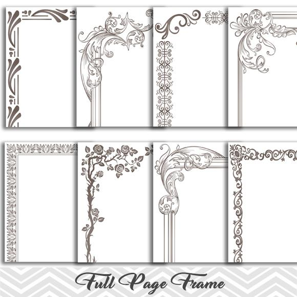 1950s page frames clipart svg freeuse stock Products – Tracy Digital Design svg freeuse stock