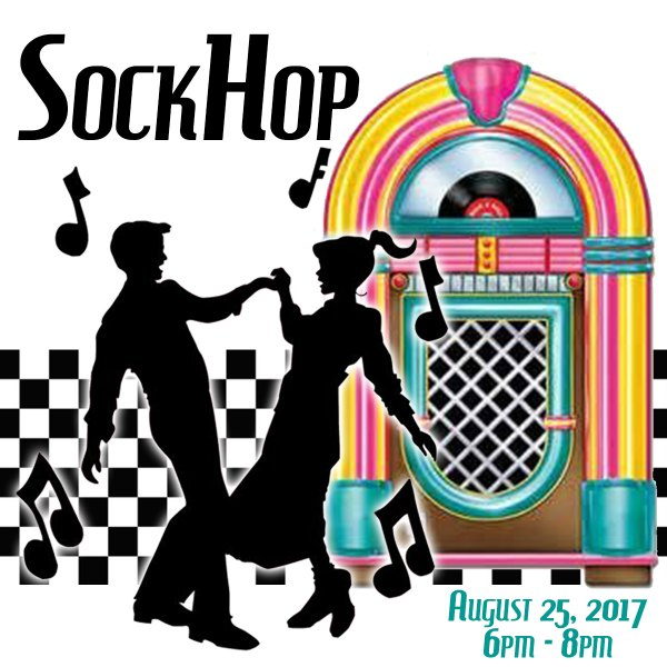 1950s sock hop images clipart banner library stock Sock Hop Clipart Group with 20+ items banner library stock