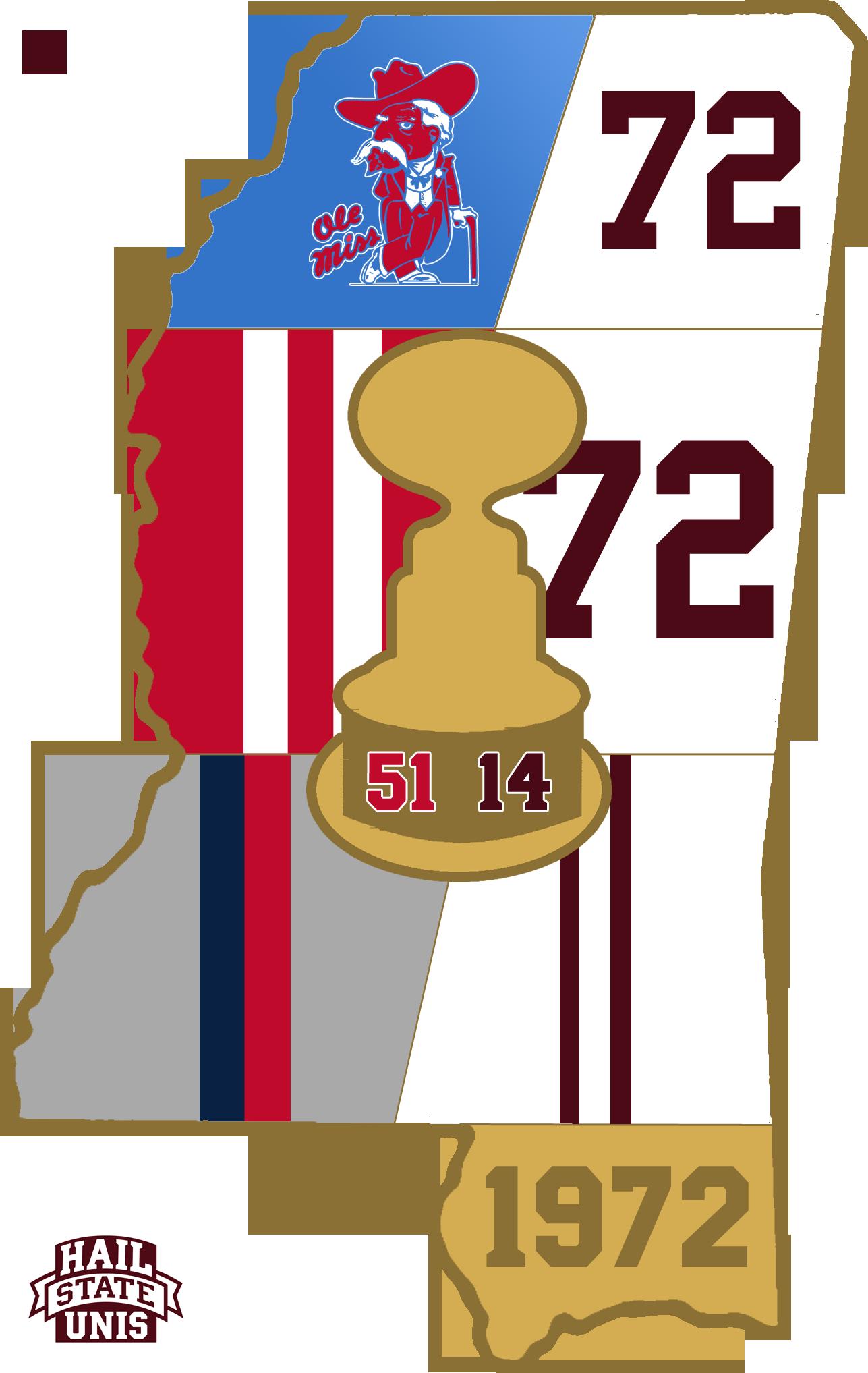 1950s style football clipart jpg Egg Bowl Uniform History - Hail State Unis jpg