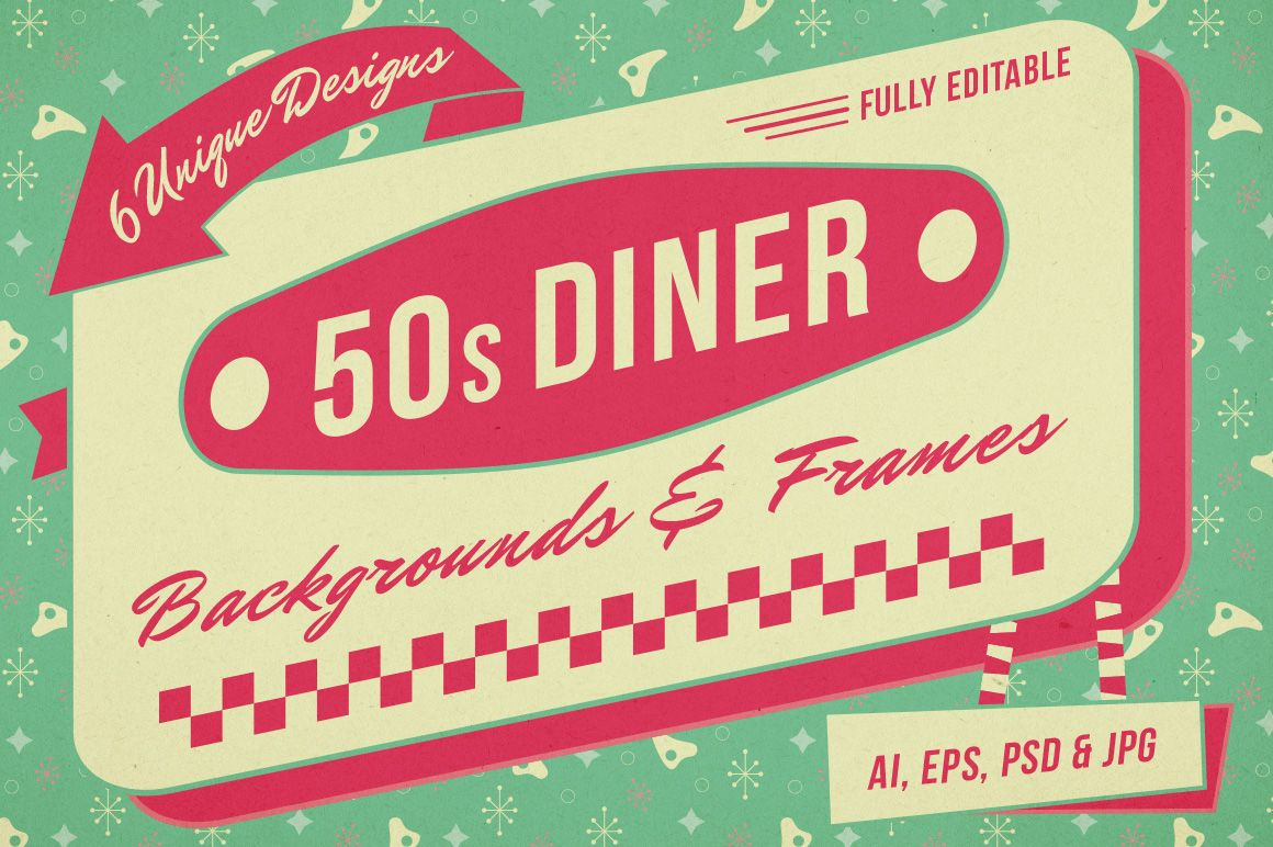 1950s theme background clipart red clip art library download 1950s Diner Backgrounds and Frames | Retro Kitchen Ideas | 1950s ... clip art library download