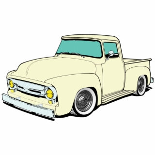 1955 chevy truck clipart clip art black and white download HD 1947-1955 Chevy Pickup Hood Latch - 1952 Ford Truck Hood Latch ... clip art black and white download