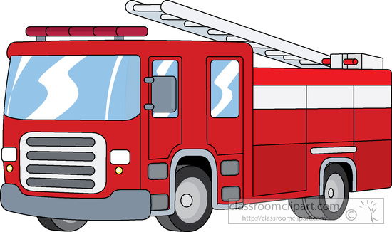 Fire truck clipart free png black and white Vintage Fire Truck Clipart | Free download best Vintage Fire Truck ... png black and white