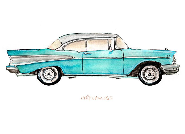 1956 chevrolet clipart free vector freeuse stock Pin by james fernandez on chevy bel air james my # 1 daddy 1957 in ... vector freeuse stock