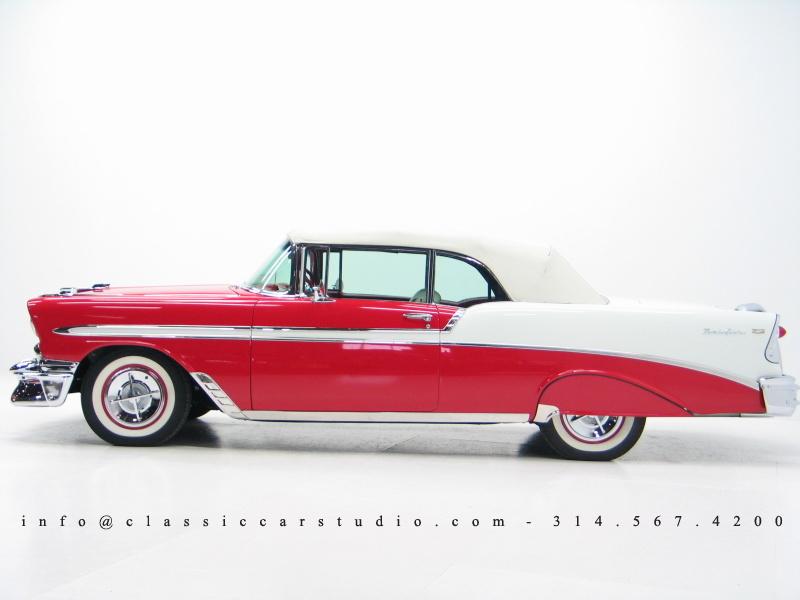 1956 chevrolet clipart free jpg royalty free stock 1956 Chevrolet Bel Air/150/210 | Classic Car Studio jpg royalty free stock