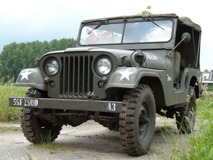 1956 jeep station wagon clipart black and white download Nekaf - M38A1 Jeep - 1956 | M38a1 | Jeep, Jeep 4x4, Antique cars black and white download