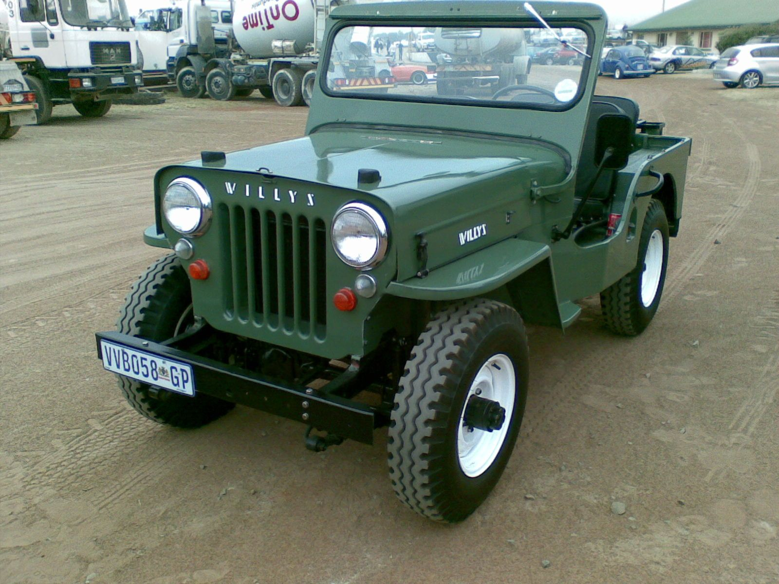 1956 jeep station wagon clipart jpg library stock Great example of the CJ-3B high hood. | It\'s a Jeep Thang | Jeep ... jpg library stock