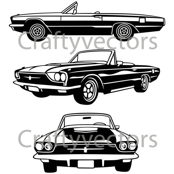 1956 t-bird clipart picture freeuse download Car clipart thunderbird, Car thunderbird Transparent FREE for ... picture freeuse download