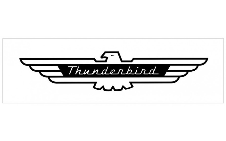 1956 t-bird clipart freeuse library Ford Thunderbird: Fun, Fun, Fun freeuse library