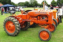 1965 allis chalmers tractor clipart clip black and white Allis-Chalmers - Wikipedia clip black and white