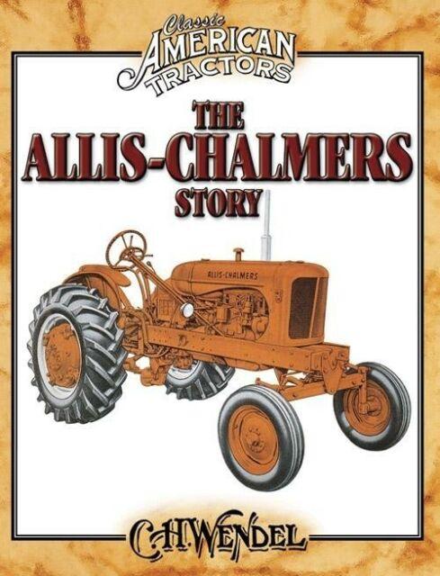 1965 allis chalmers tractor clipart jpg royalty free Allis-Chalmers Story : Classic American Tractors by C. H. Wendel (2004,  Paperback) jpg royalty free