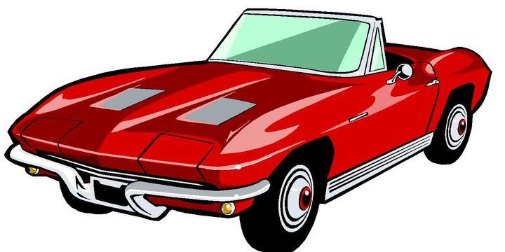 Vintage corevette clipart transparent download Corvette Cliparts - Cliparts Zone transparent download