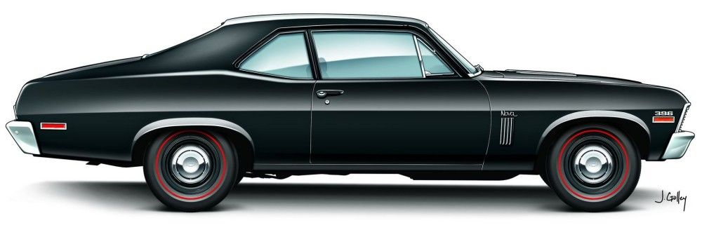 1968 1974 nova clipart freeuse download 1968 – \'72 Chevrolet Nova | Hemmings Daily freeuse download