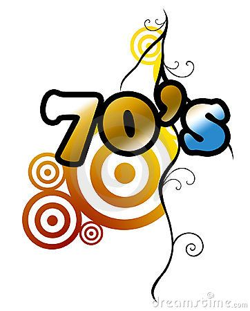 70s cute clipart clip art freeuse 70s Groovy Clip Art | Seventies Royalty Free Stock Photography ... clip art freeuse