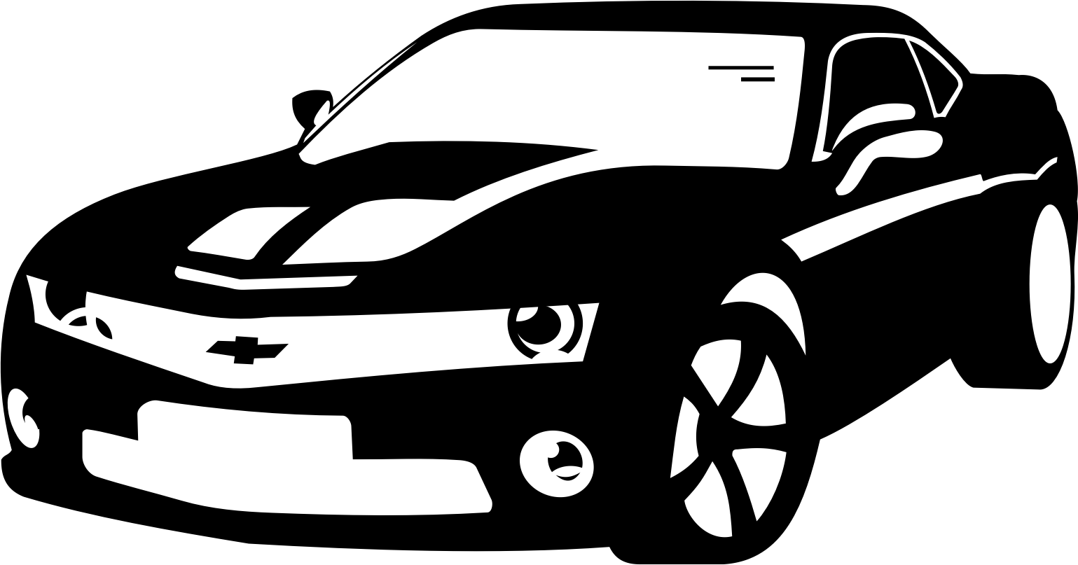Chevy clipart graphic freeuse stock Clipart chevrolet camaro - Clip Art Library graphic freeuse stock