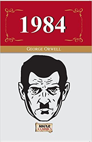 1984 george orwell clipart graphic black and white download Amazon.com : [By George Orwell ] 1984 (Paperback)【2018】by George ... graphic black and white download