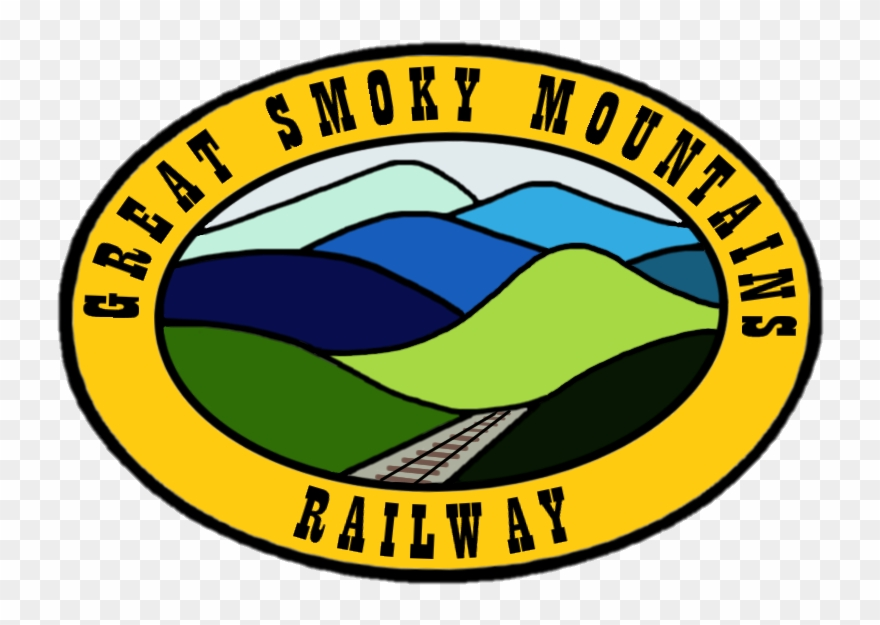 1989 clipart svg freeuse 1989 Was The Year When Great Smoky Mountains Railway - Stock ... svg freeuse