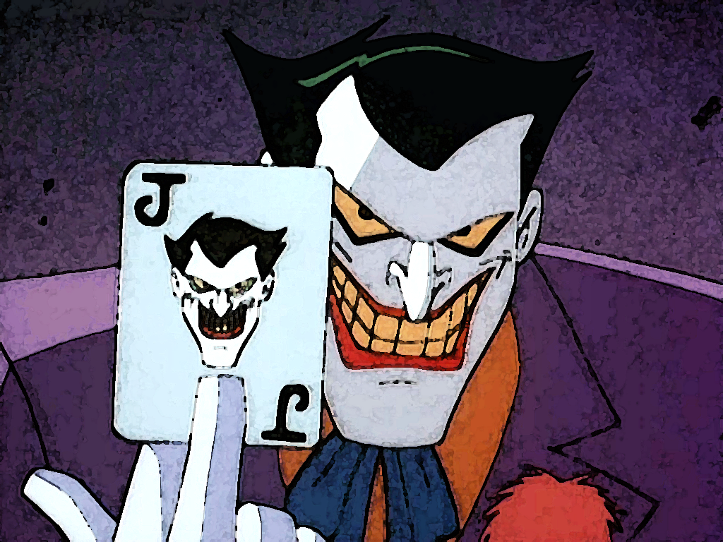 1992 animated joker clipart vector library library The Classic Joker In Cartoon | Free Download Clip Art | Free Clip ... vector library library