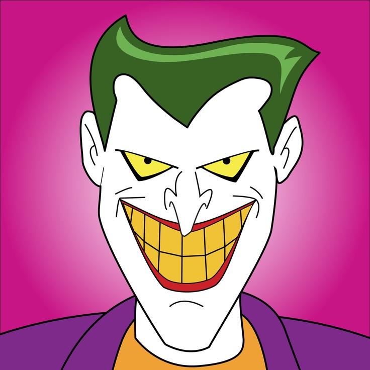 1992 animated joker clipart jpg 17 Best images about Joker, the big DC villain on Pinterest ... jpg