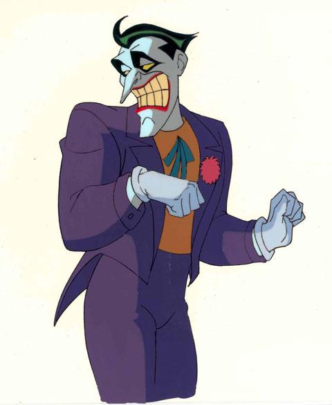 1992 animated joker clipart.  clipartfest seriesjpg