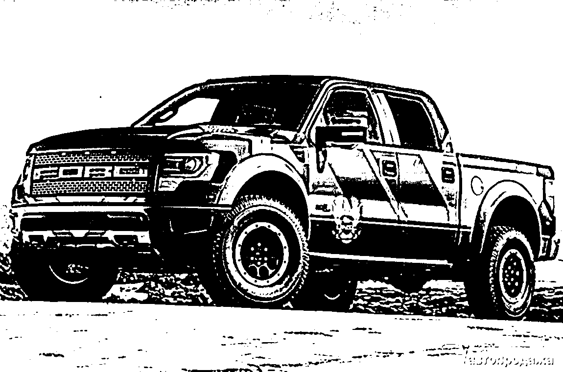 Ford raptor logo clipart jpg transparent stock Ford Truck Clipart & Free Clip Art Images #3725 - Clipartimage.com jpg transparent stock