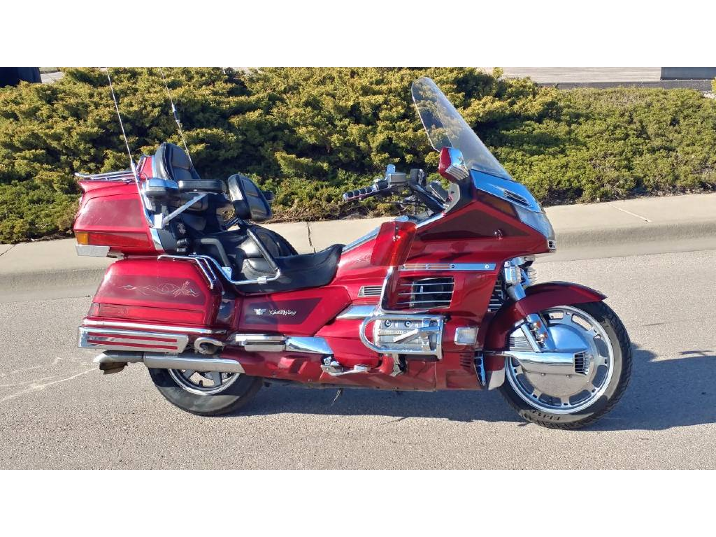 1997 honda trike clipart png free 1997 Honda Gold Wing 1500 Se For Sale in Rapid City, SD - Cycle Trader png free