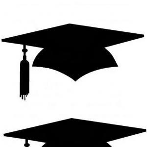 1998 gradiation hat clipart clipart royalty free stock Icons Graduation Cap Illustration Gm | SOIDERGI clipart royalty free stock