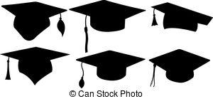 1998 gradiation hat clipart clip art transparent download Graduation hats Vector Clipart Illustrations. 24,205 Graduation hats ... clip art transparent download