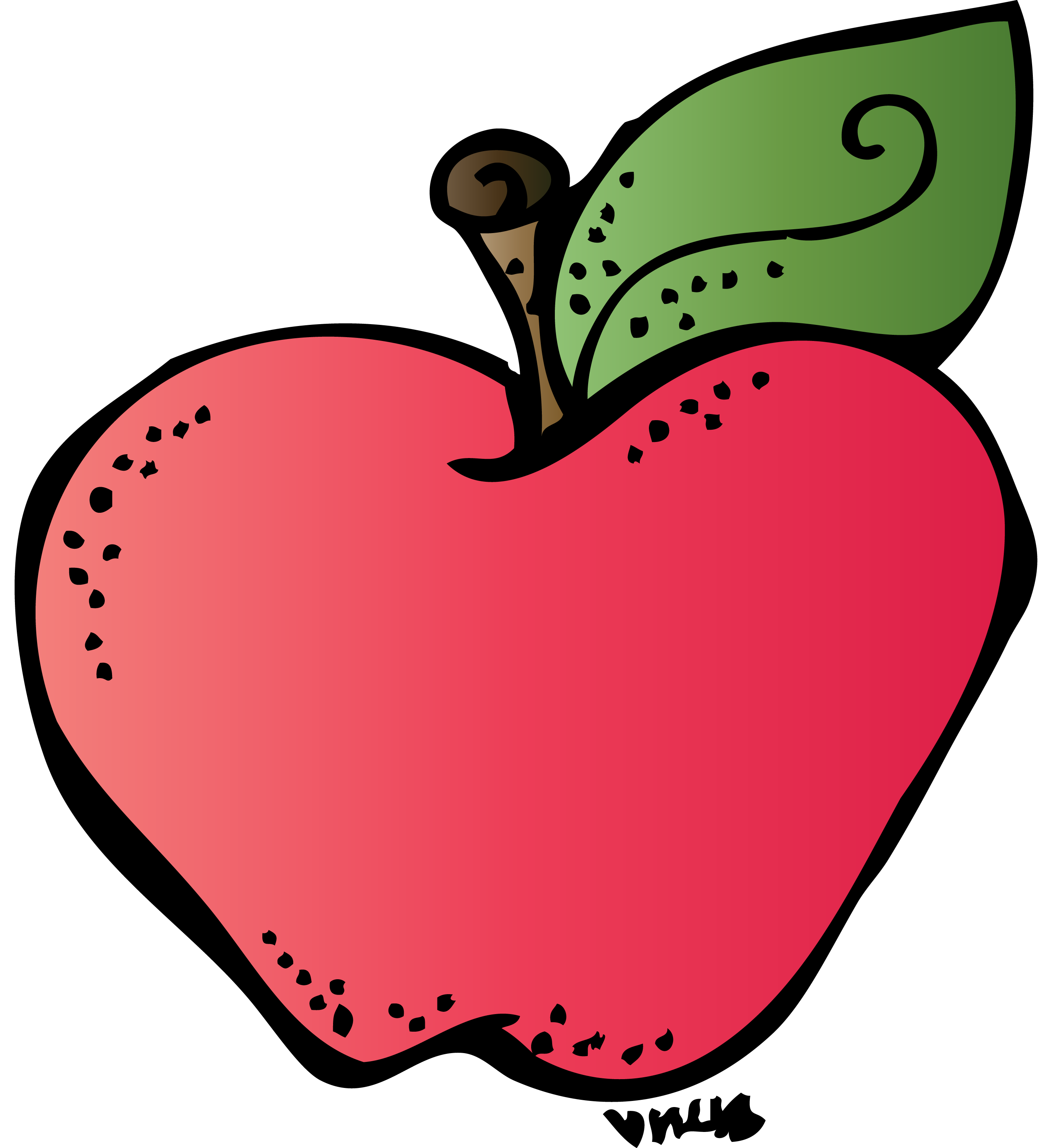 Back to school apple clipart clipart royalty free download The Story of Johnny Appleseed | My Storybook clipart royalty free download