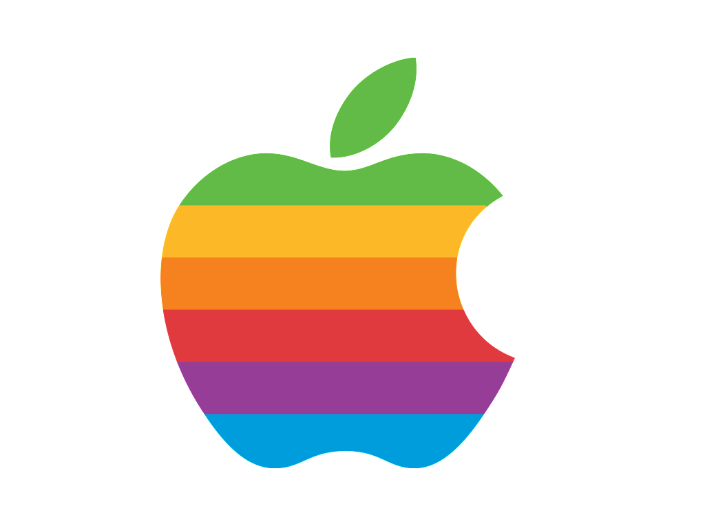 Apple logo clipart picture library Apple Logo In PNG | Web Icons PNG picture library