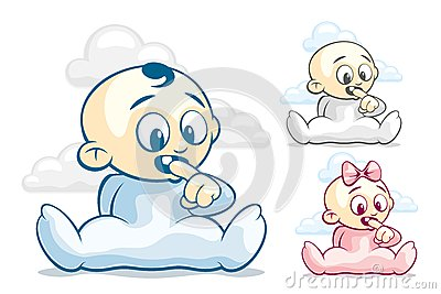 St tooth clipartfest crying. 1st baby girl clipart