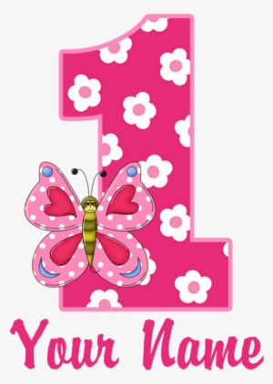 1st birthday butterfly clipart transparent library Pink,Butterfly,Clip art,Pollinator #4165640 - Free Png Library transparent library