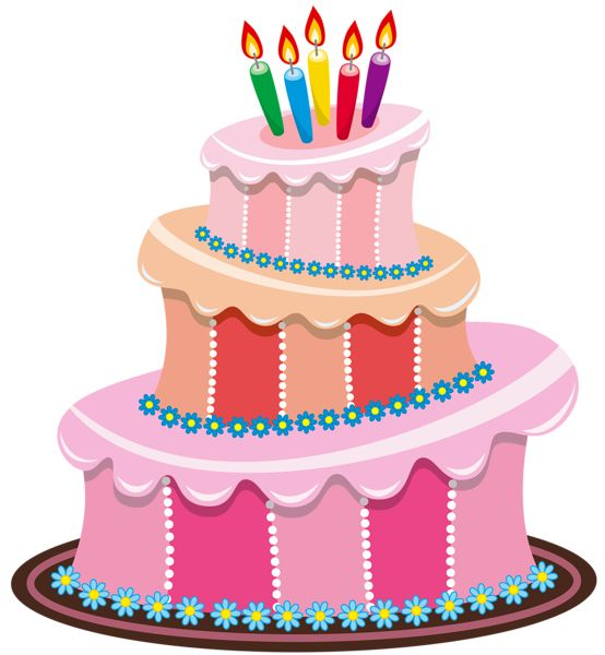 1st birthday cakes clipart jpg free stock Birthday Cake Clipart & Birthday Cake Clip Art Images - ClipartALL.com jpg free stock