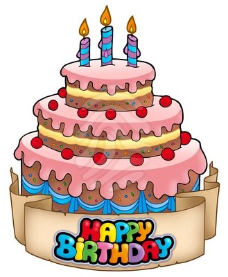 1st birthday cakes clipart jpg transparent 1st Birthday Cake Clipart | Clipart Panda - Free Clipart Images jpg transparent