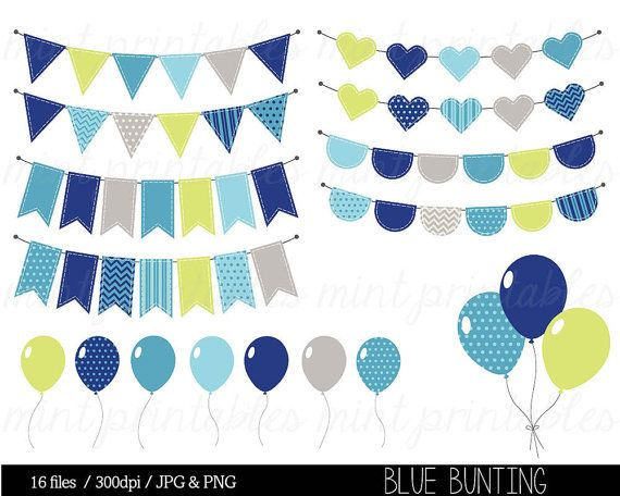 1st birthday clipart boy clip freeuse library 17 Best images about Party: Twins first birthday on Pinterest ... clip freeuse library