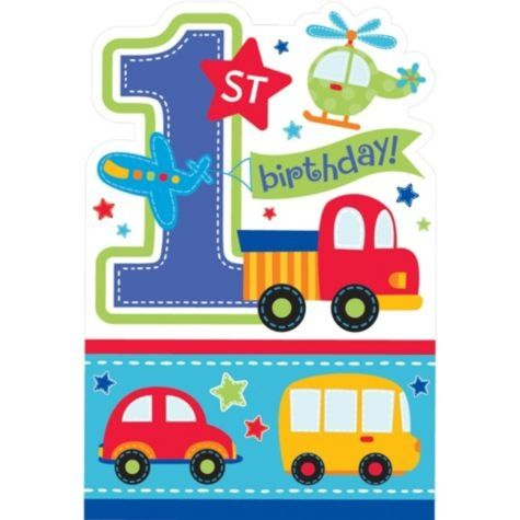 1st birthday clipart boy vector freeuse library All aboard first birthday theme | Vehicle Themed First Birthday ... vector freeuse library