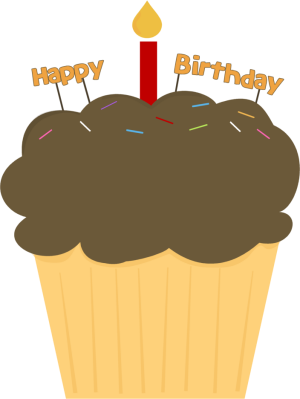 1st birthday clipart no background png free library Cupcake Clip Art - Cupcake Images png free library