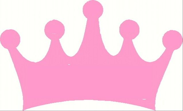 Birthday tiara clipart picture royalty free library Princess Crown Clipart Vector Magz Free Download Vector Graphics ... picture royalty free library