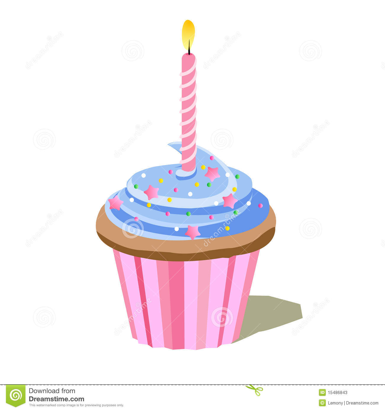 1st birthday cupcake clipart.  st kid cliparthut