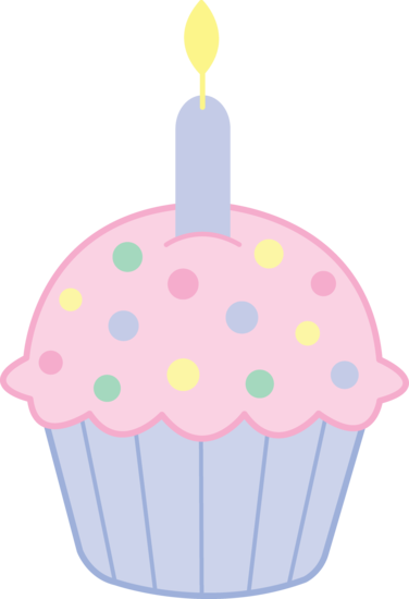 st clipartfest. 1st birthday cupcake clipart