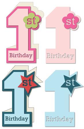 1st birthday girl clipart jpg 1st baby girl clipart - ClipartFest jpg