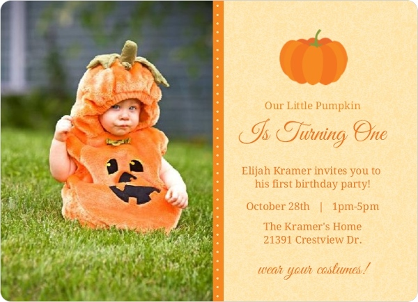 1st birthday pumpkin clipart clip art library stock 1st Birthday Pumpkin Party Ideas, Invitations, Wording, DIY Decor clip art library stock