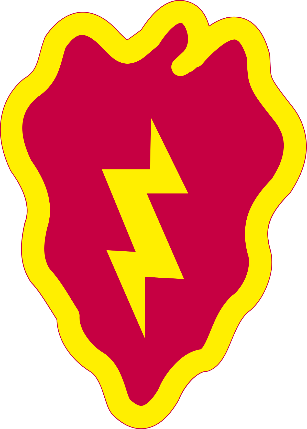 1st cavalry cross clipart svg transparent Fort Wainwright - Wikipedia svg transparent