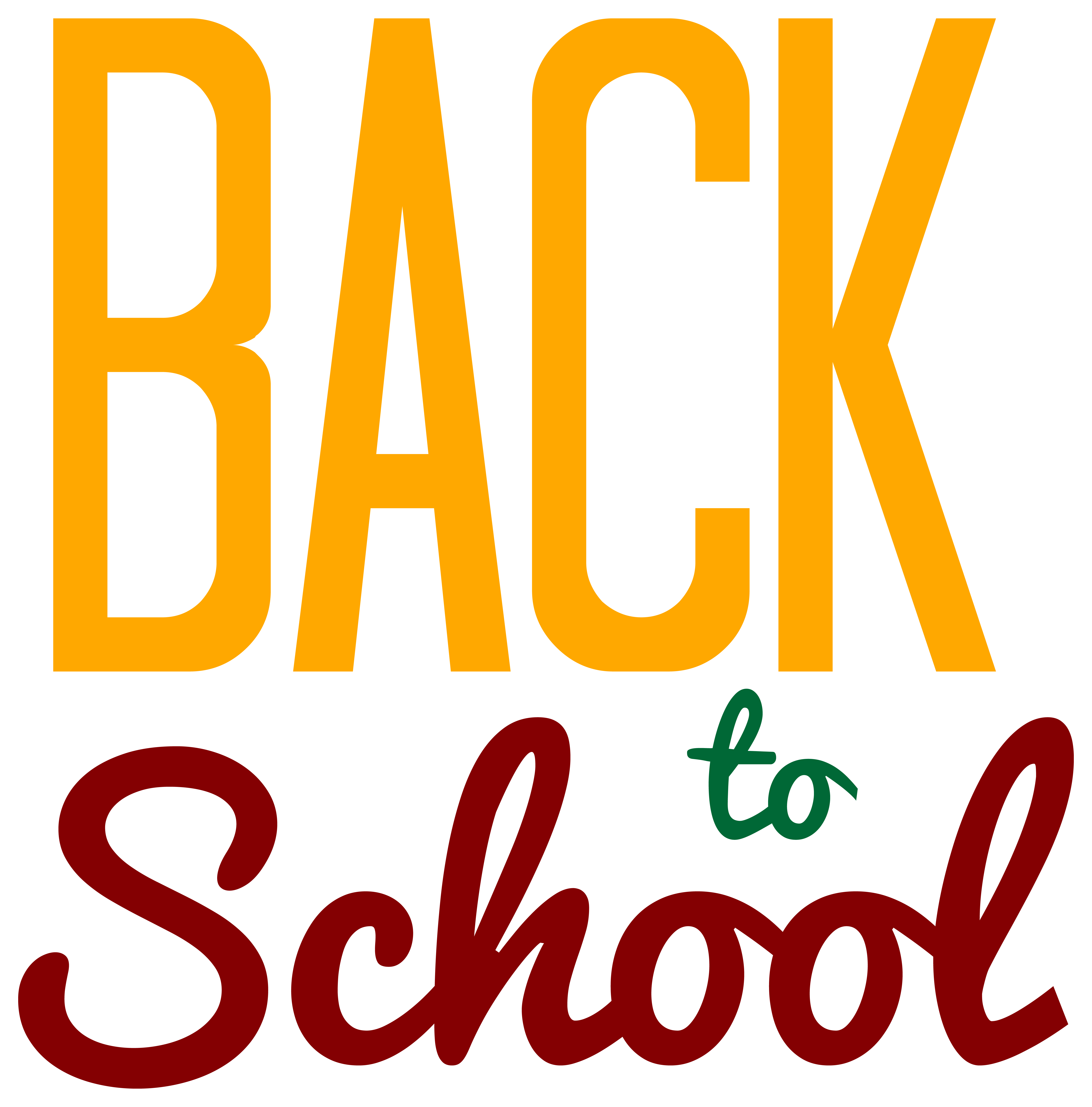 Cute back to school clipart picture freeuse stock Yellow Back to School PNG Clipart Image | Gallery Yopriceville ... picture freeuse stock