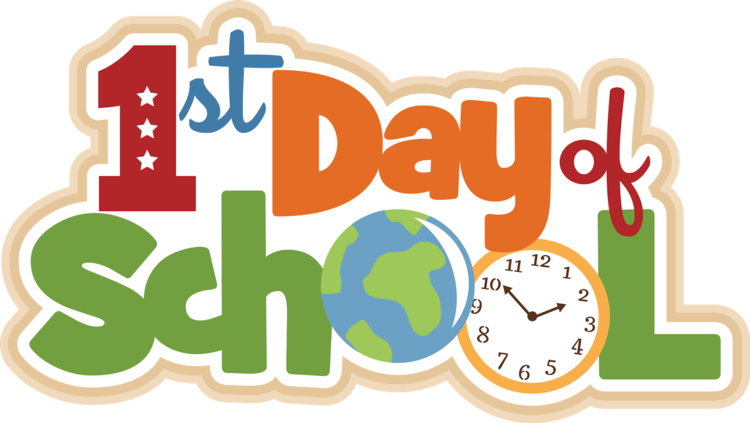 First day of school clipart clip art download Home clip art download